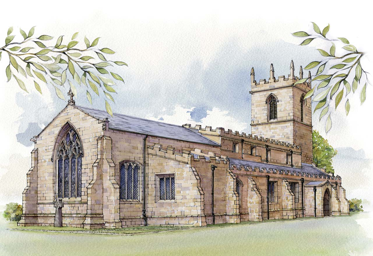 St Andrews Church, Epworth