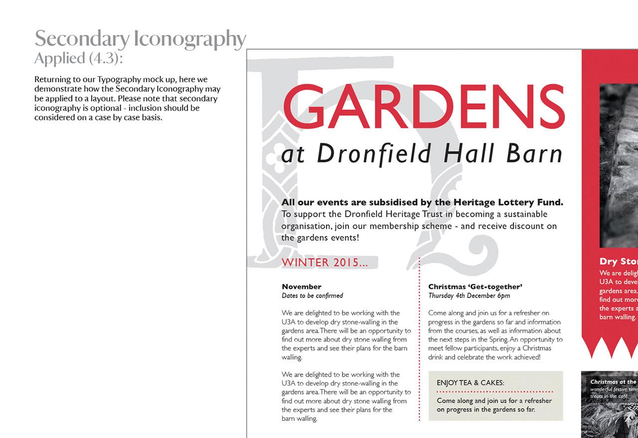 Dronfield Hall Barn, Derbyshire